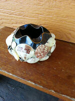 Vintage 60's? Hawaii Bowl with shells -- souvenir small