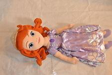 Princess Sophia Plush Doll by Disney