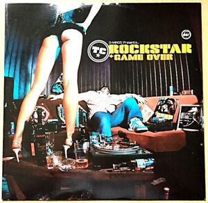 "TC – Rockstar / Game Over 12"" Vinyl Record D-Style Recordings DSR012 DnB"