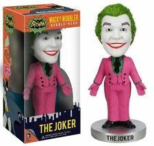 Figure The Joker Batman 1966 TV Serie Bobble Head Wacky Wobbler 18 Cm Funko