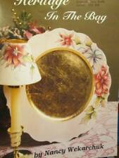 Heritage In The Bag Painting Book-Wekarchuk Signed-Santa/Needlepoint Effect/Indi