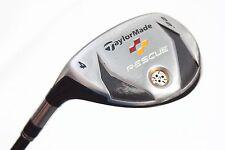 TaylorMade Rescue 2009 Hybrid 4 22° Golf Club REAX 65 Aldila Flex-R