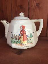 Little Red Riding Hood Teapot