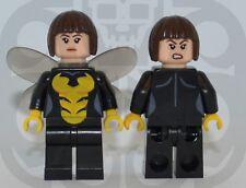 LEGO WASP Classic Custom PAD PRINTED Super Heroes MARVEL Comics ANT-MAN Avengers