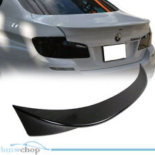 Painted BMW 5-Series F10 Sedan A Type Rear Boot Trunk Spoiler 2016 ABS