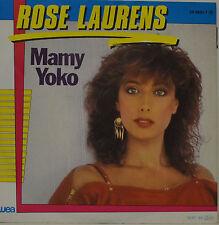 "rose laurens - mamy yoko single 7"" (I034)"