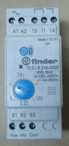 Finder monitoring relay 72.01.8.240.0000 / # D PX3 2913