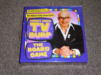 HARRY HILL'S TV BURP - THE BOARD GAME : NEW & FACORY SEALED (FREE UK P&P)