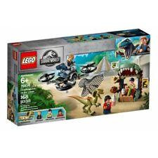 Dilofosauro in fuga - Lego Jurassic World 75934 - MondoBrick