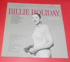 Billie Holiday -- Don`t explain  -- LP  / Jazz