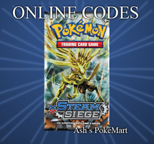 Pokemon Trading Card Game ONLINE code for XY - STEAM SIEGE (EMAIL) 1x