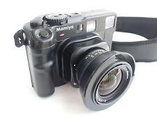 Mamiya 6 MF (6MF) RF camera body w/ G 50mm /f4.0 WIDE lens (B/N. 315459)