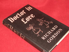 Doctor In LOVE ~ Richard Gordon ~ UNread 1st Printing!! 1957  HilArIoUs  in MELB