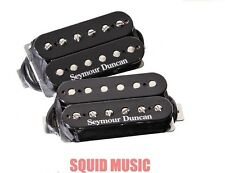 Seymour Duncan TB-4 JB Trembucker & SH-2n Jazz Hot Rodded Humbucker Black Set