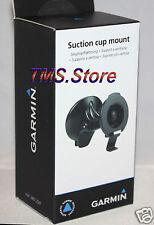 "Genuine Garmin Suction Cup&Round Bracket Clip Mount for 4&5"" nuvi/DriveSmart GPS"