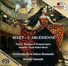 Arlesienne Suites 1 & 2/Ballet, New Music