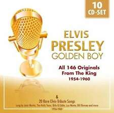 10 CD ELVIS PRESLEY COLLECTION (BOX SET)