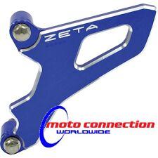 YAMAHA YZ125 YZ 125  05-17  ZETA DRIVE COVER SPROCKET GUARD BLUE  (9014)