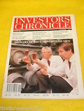INVESTORS CHRONICLE - BREWERS - MAY 8 1992