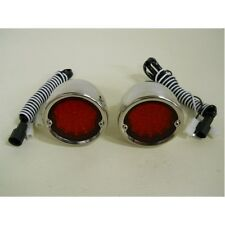 1954 - 1959 Chevy Truck Red LED StopTurn Tail Lights / 1955 1956 1957 1958 / SS