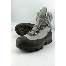 Salomon Hime Mid Women US 8 Gray Winter Boot Pre Owned  1363