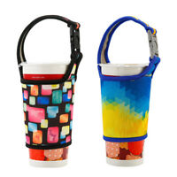 Neoprene Insulated Sleeve Carrier Holder for 700cc Milk Coffee Tumbler Cup Grace