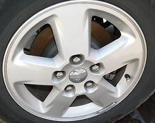 2011 12 13 Jeep grand Cherokee Wheel Alloy Road 17 X 8 W/WARRANTY