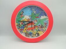 LEGO - Horloge Mural - Lego Groupe 1994 - Lego Vintage