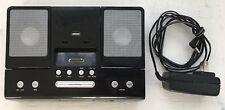 iHome 2go iH26B Apple iPod Dock/Alarm/Clock speaker portable audio iHome2go