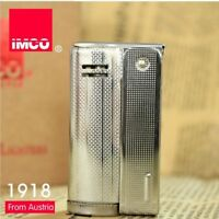 Vintage IMCO 6800 gasoline kerosene lighter.Can be put into the cigarette case