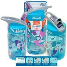 CamelBak Eddy Kids Water Bottle - Spill Proof BPA Free, 13.5 fl.oz