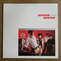 * DURAN DURAN - 1st ALBUM - 1st PRESS 1981 UK LP - SUPERB NM *