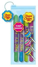 Chupa Chups Silky Highlighters (4 Pack)
