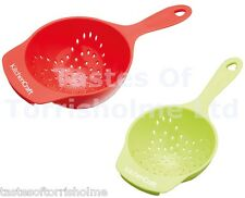 Kitchen Craft Healthy Eating 2 Mini Individual Portion Control Diet Colanders