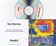 THE WYTCHES WIRE FRAME MATTRESS RARE PROMO 2 TRACK CD