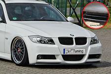 Spoilerschwert Frontspoiler ABS BMW E90 E91 VFL 3er M-Paket ABE schwarz glänzend