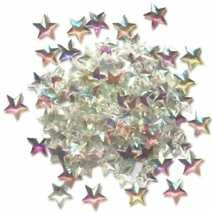 Crystal Stars Sparkletz Assorted Sequins Jewels Gem Embellishments Art & Crafts