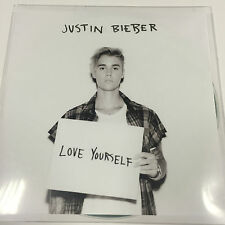 """JUSTIN BIEBER 'LOVE YOURSELF"""" NEW ONE TRACK CD PROMO"""