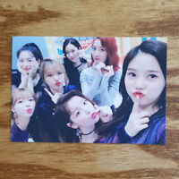 Group Official Photocard Oh My Girl 6th Mini Album Remember Me Kpop Genuine