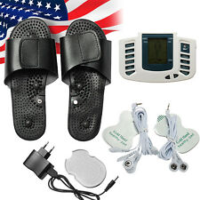【USA】 Digital Body Pulse Acupuncture Massage Muscle Relax Pain Relief Machine