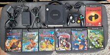 Nintendo Gamecube mit 7 Disney Spielen