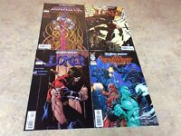 WILDSTORM SPOTLIGHT #1,2,3,4 LOT OF 4 COMIC NM 1997 IMAGE