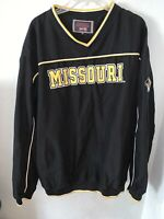 Mens Missouri Colosseum Athletics XXL Pullover Sweater Jacket Stitched Official
