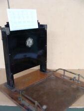 LEGGIO AGOGRAF BALBI MACCHINA PER SCRIVERE OLIVETTI M1 M20 TYPEWRITER OLD ITALY