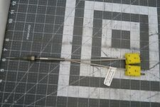 "GIC Double 13"" Quick Disconnect Thermocouple Probe Working Pull [B6B2]"