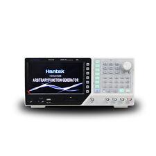 "2CH 250MSa/s 80MHz Function Signal Arb. Waveform Generator USB 7""TFTLCD HDG2082B"