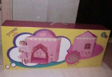 NIB NOS pink PRINCESS TENT! Pretend Play! E-Z setup! by BATTAT 49'' tall Orig$40