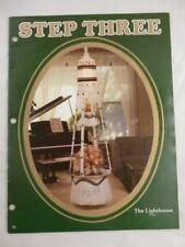 Vtg The Lighthouse Macrame Hanging Table Lamp Pattern How to Lamp Shades Plants