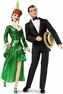 Barbie I love Lucy Episode 4 The Diet Lucy and Ricky Gift Set Pink Label 2011