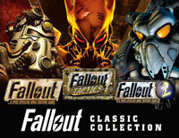 Fallout Classic Collection | Steam Key | PC | Digital | Worldwide